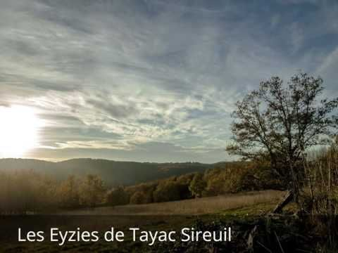 Places to see in  ( Les Eyzies de Tayac Sireuil - France )  es Eyzies-de-Tayac-Sireuil is a commune in the Dordogne department in Nouvelle-Aquitaine in southwestern France. Les Eyzies-de-Tayac-Sireuil lies in the Périgord Noir area. It is served by the Gare des Eyzies railway station.  This locale is home to the Musée national de Préhistoire (fr) (National Museum of Prehistory) and the area contains several important archaeological sites including the Font-de-Gaume Grotte du Grand-Roc (fr)…