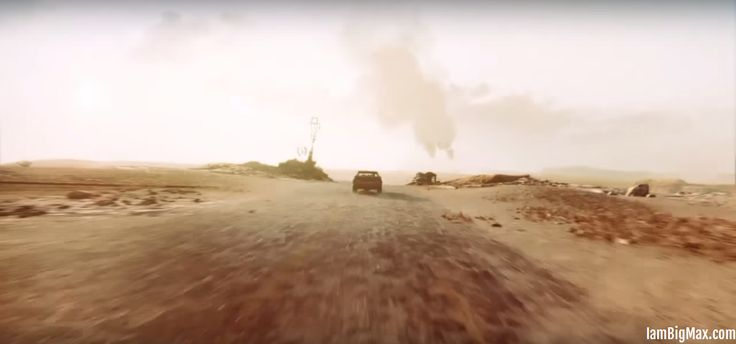 [gameplay] Mes instants ingames #37 – Mad Max (PS4)