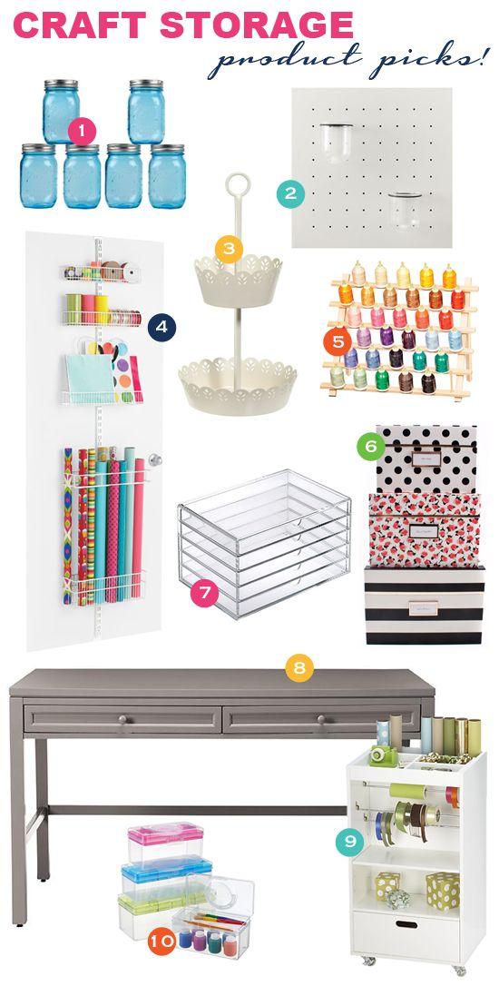 Organize This: Crafts!