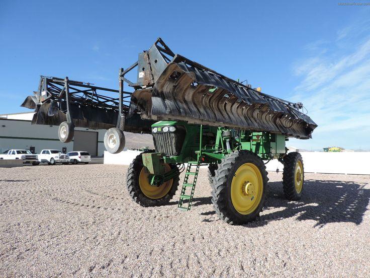 2006 John Deere 4720 - $112,500 US-Self-Propelled Sprayers - John Deere   Purchase in Nephi Utah