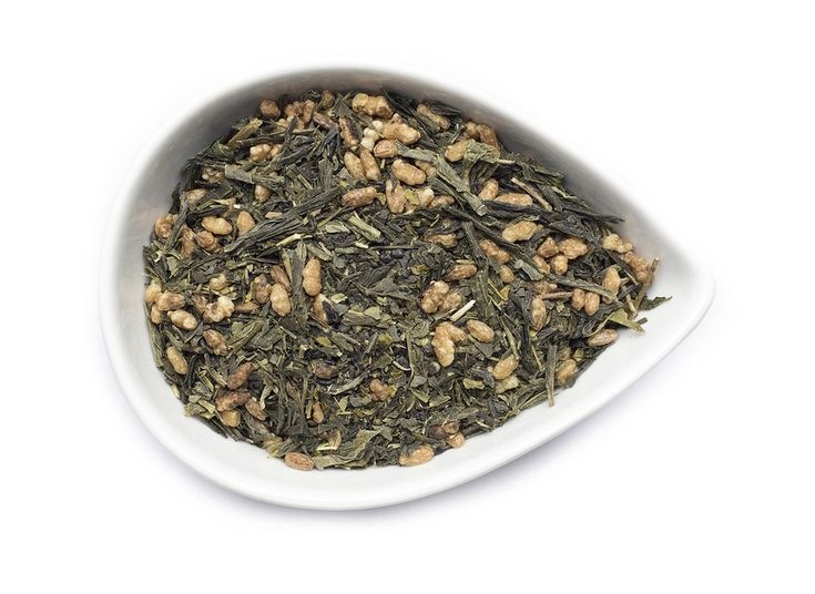 Genmaicha is a flavorful Japanese classic which includes a stunning combination of whole, fresh Green Sencha leaves combined with roasted organic brown rice. The almost sweet, toasted flavor of the rice adds a lovely contribution to the whole bodied green tea leaves. A great tea for early dining, and well suited for afternoon dishes. Contains caffeine.