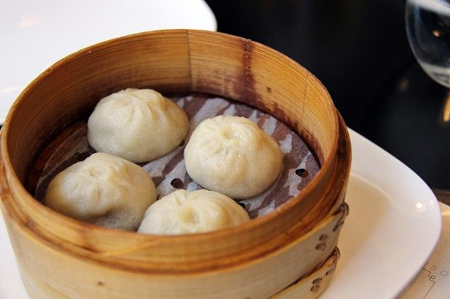 French onion soup dumplings from ChoLon Bistro in Denver