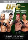 UFC 137: Penn vs. Diaz/UFC 138: Leben vs. Munoz [2 Discs] [DVD]