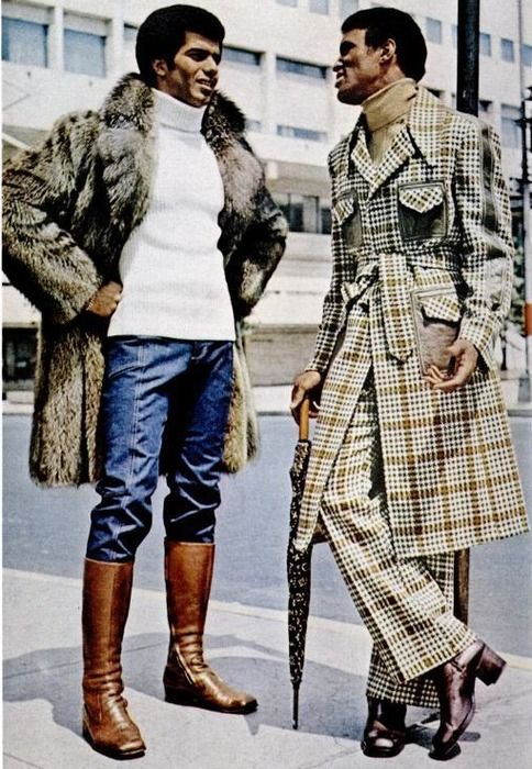 Hipster clothing from 1974.
