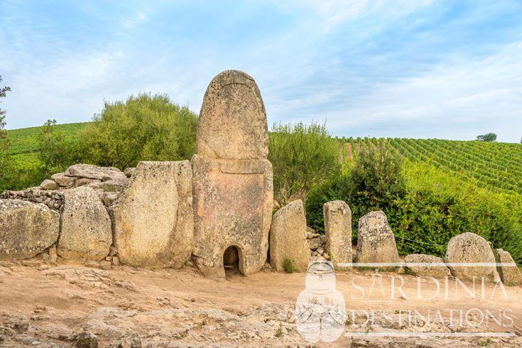 Tomba dei giganti di Coddu Vecchiu - Arzachena