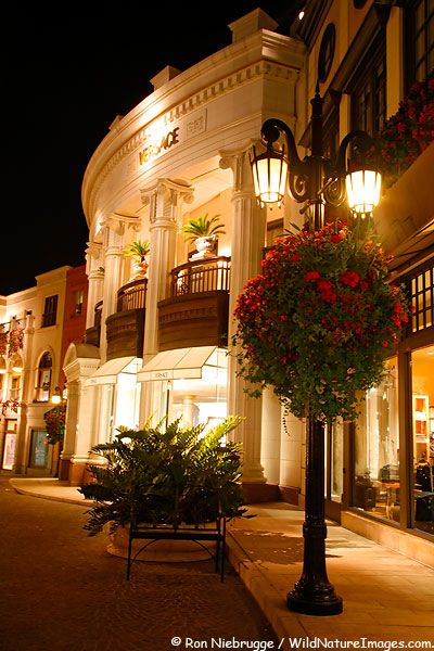 Rodeo Drive in Beverly Hills, California is a shopping district known for designer label and haute couture fashion. The name generally refers to a three-block long stretch of boutiques and shops but the street stretches further north and south.