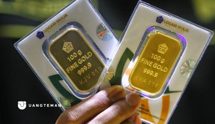 Keuntungan dari Harga Emas Antam Vs Emas Pegadaian
