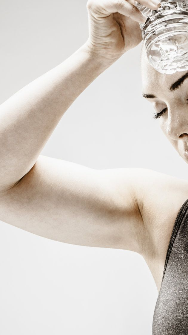 Excessive sweating could be sending a critical message about your health