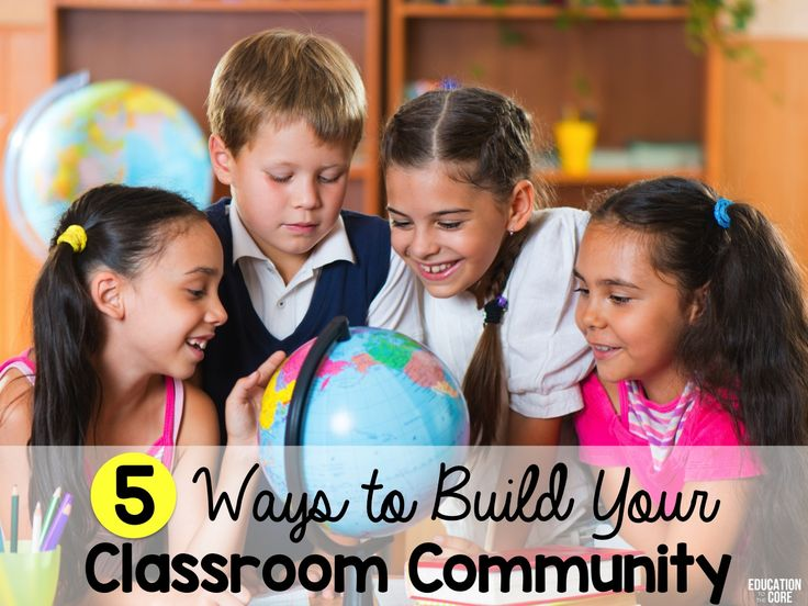Three Ways to Build Your Classroom Community