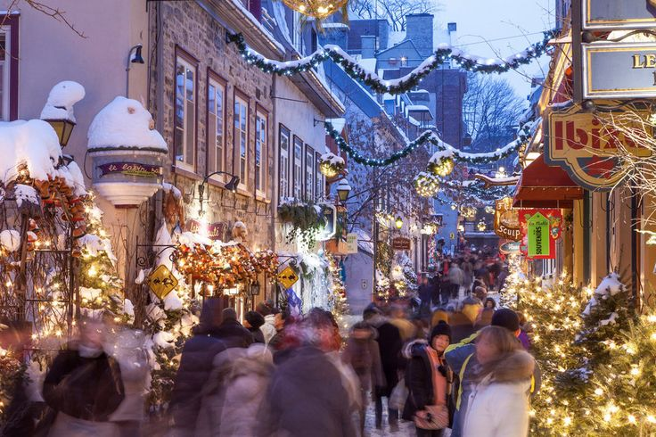 Vote - Quebec City, Quebec - Best Winter Wonderland Nominee: 2016 10Best Readers' Choice Travel Awards