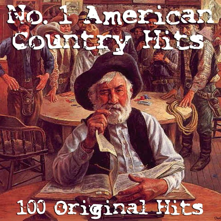 Various Artists - No.1 American Country Hits - 100 Chart Toppers (AudioS...
