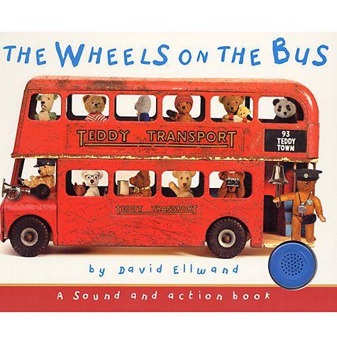 The Wheels on the Bus. David Ellwand. 24/01/15