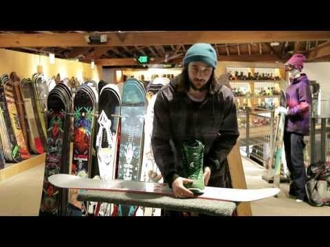 Snowboard Sizing & Buyer's Guide | evo