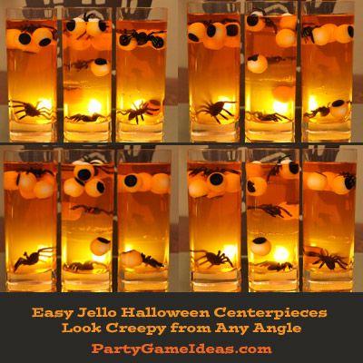 Halloween Centerpiece Ideas - Halloween Party Supplies
