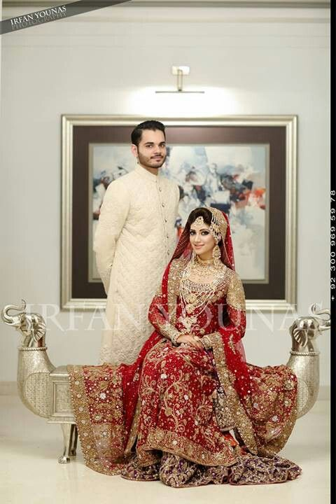 Get it at Amani www.facebook.com/2amani Wedding dresses from Shalwar Kameez Pakistani bridal lehenga