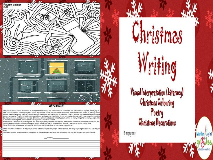 This is a 14 page mini unit with activities for visual interpretation (literacy). The students are required to study various illustrations and interpret what is happening. There are several different types of activities that the students will complete. A ...