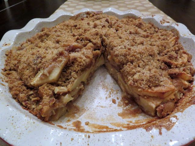 Mennonite Girls Can Cook: Impossible French Apple Pie