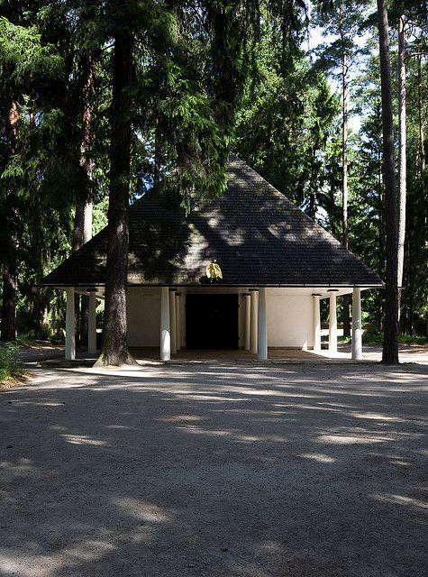Asplund Woodland Chapel
