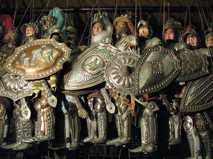 Museo Internazionale delle Marionette A. Pasqualino - www.pmocard.it