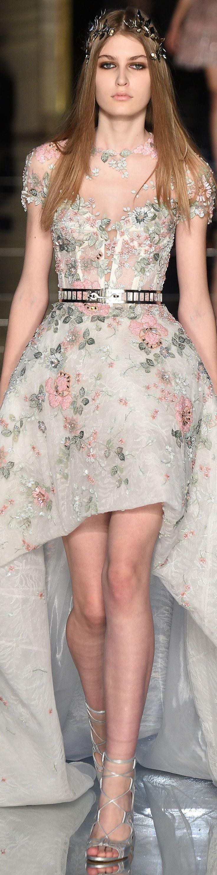 Zuhair Murad spring 2016 Couture - jαɢlαdy