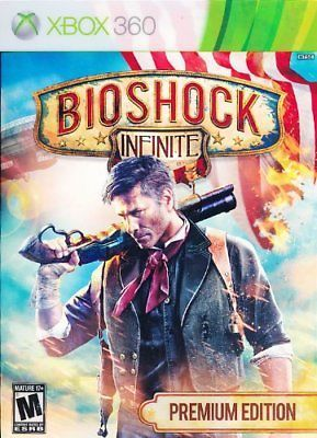 Bioshock Infinite: Premium Edition -Xbox 360: $79.76 End Date: Friday Mar-30-2018 15:13:29 PDT Buy It Now for only: $79.76 Buy It Now | Add…