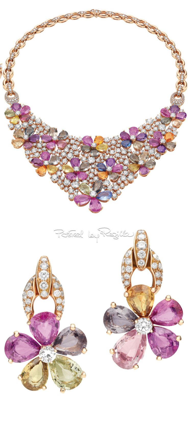 Rosamaria G Frangini | High Floral Jewellery | Regilla ⚜