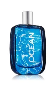 Ocean! Bath and Body Works Cologne- YES my 3 yr old boy has his own cologne and he wears it everyday... haha smells sooo good.