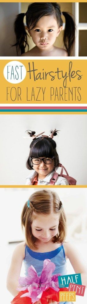 Splendid Fast Hairstyles for Lazy Parents| Hairstyles for Kids, Kid Stuff, Hairstyles, Easy Hairstyles, Fast Hairstyles, Popular Pin #HairstylesForKids #FastHairstylesForKids #KidStuff #Beauty   ..