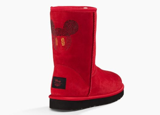Fashionistas Unite With Disney Themed UGGS For the Whole Family!