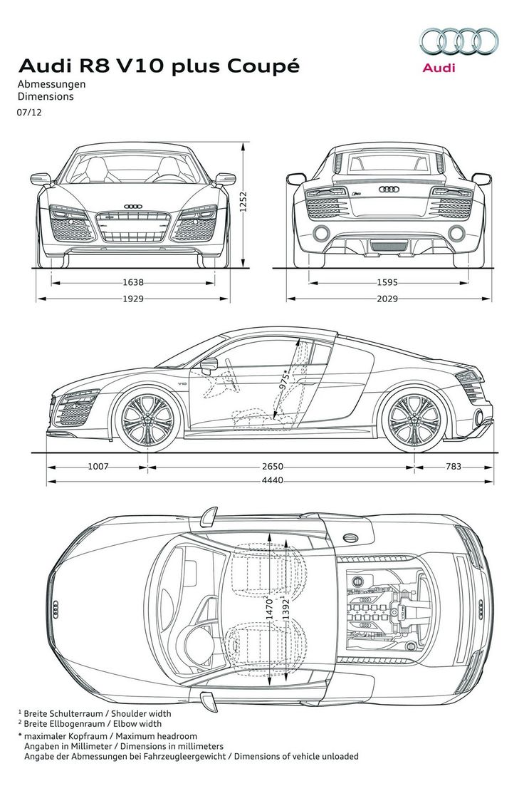 Audi Reveals 2013 R8 Facelift, Debuts New 7-Speed S Tronic and 542HP V10 Plus Edition [w/Videos] - Carscoop