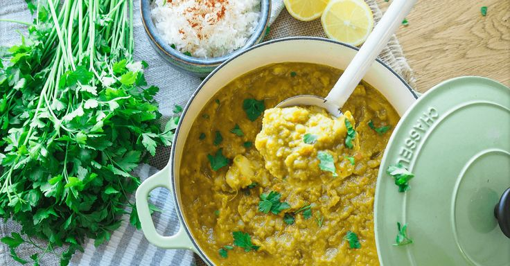 This is my favorite! I probably say that a lot, but this is just so perfect for rainy days or cold nights. Comforting and so filling. We eat this dish with rice, but it also goes really well with sweet...  Read more