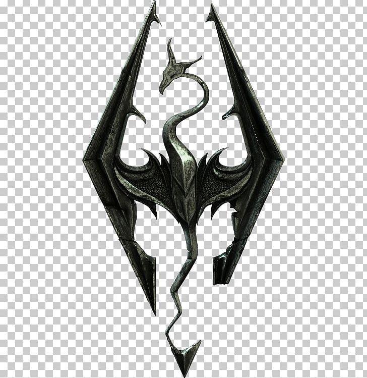 The Elder Scrolls V Skyrim Logo Video Game Decal Png Autocad Dxf Black And White Decal Elder Sc Elder Scrolls Elder Scrolls Tattoo Elder Scrolls V Skyrim