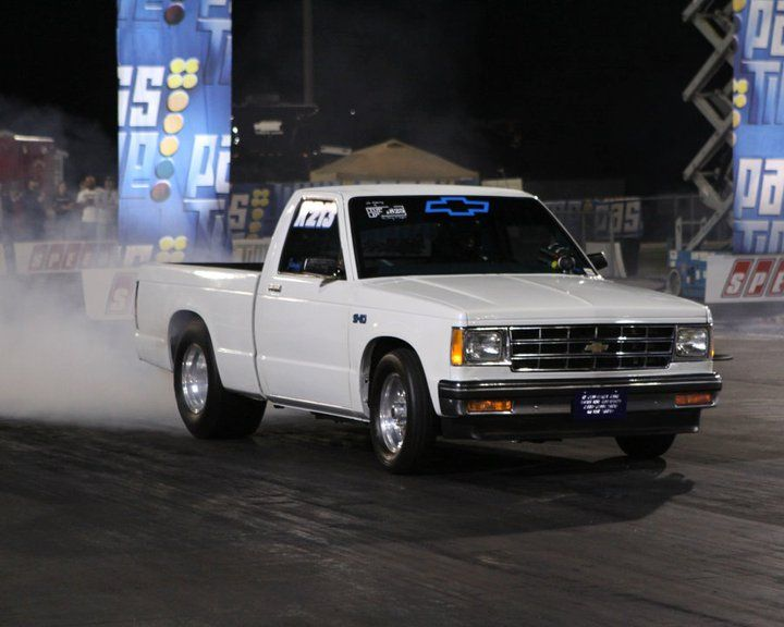 S10 Extended Cab Drag Truck  Used for sale in Houston