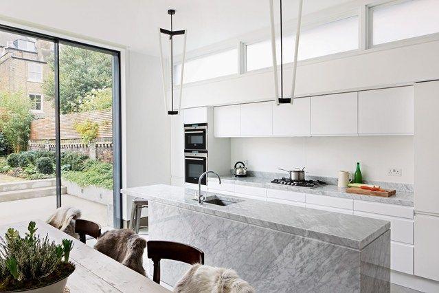 Bunny Turner's Modern London Kitchen - Kitchen Design Ideas & Images (houseandgarden.co.uk)