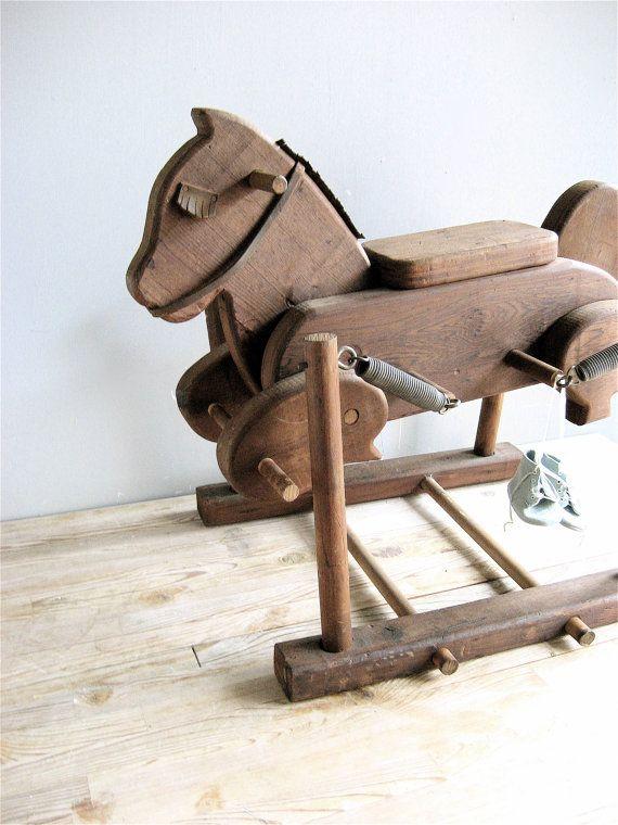 best 25 wooden rocking horses ideas on pinterest rocking horse toy rocking horse plans and. Black Bedroom Furniture Sets. Home Design Ideas