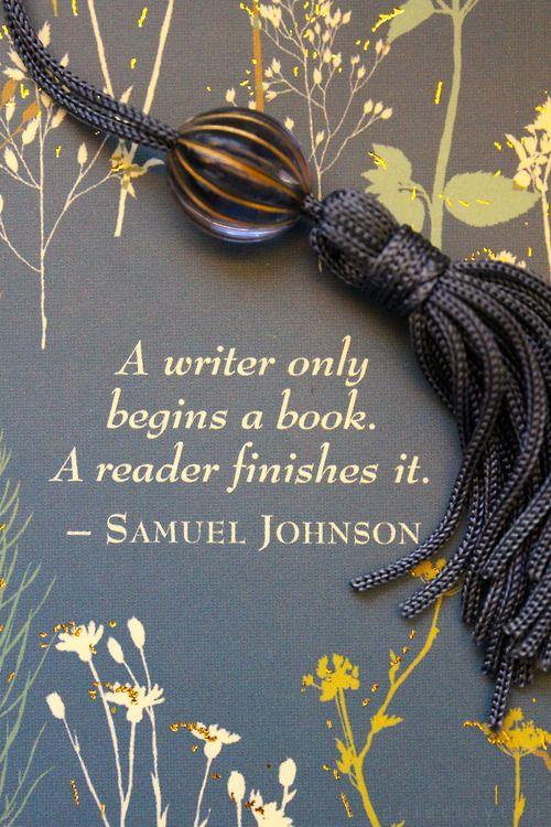Readers Finish Books!