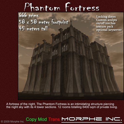 Phantom Fortress