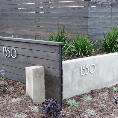 Wood Fence Design, Pictures, Remodel, Decor And Ideas   Page 28
