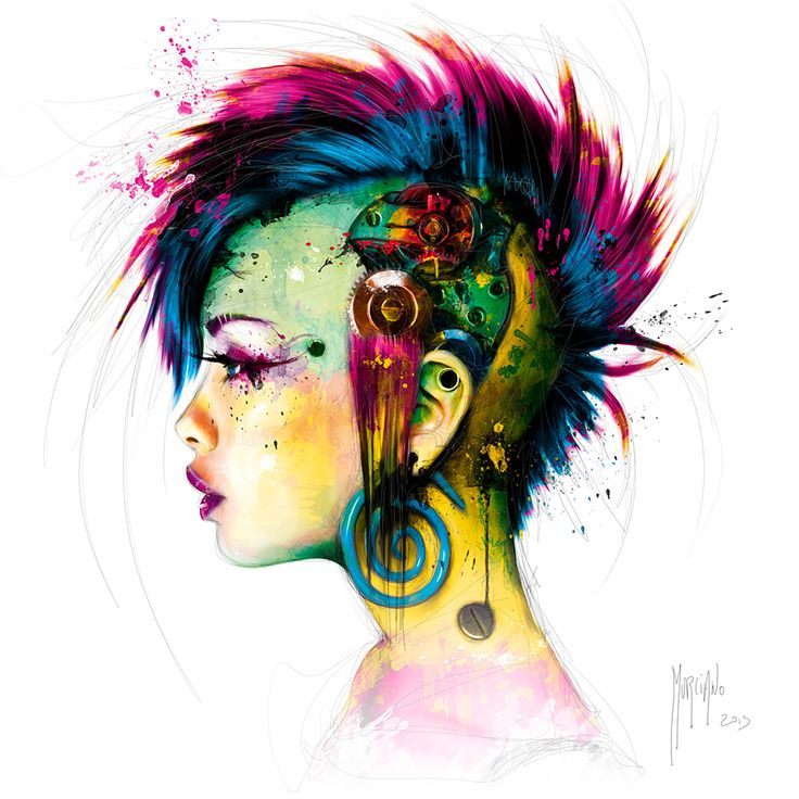 """Details: - Jaxson Rea presents renowned pop artist, Patrice Murciano - Fine Art giclee canvas print professionally hand-stretched; gallery-wrapped over sustainable 1.5"""" deep FSC Certified Pine wood. -"""