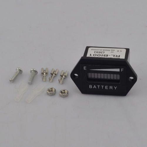 36-Volt-Club-Car-Golf-Cart-Battery-Indicator-Meter-LED