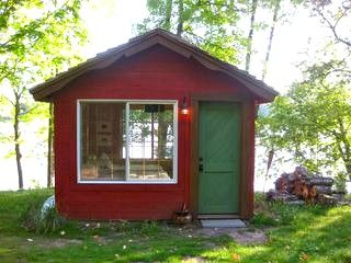 Rental in Hayward, Wisconsin, USA - Restored Cabin, Close to the Lake ...