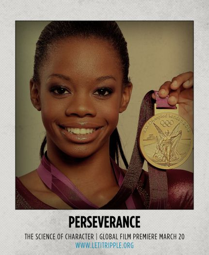 Our inspiration for #Perseverance #CharacterDay letitripple.org