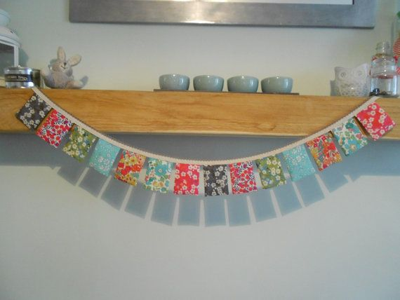 Check out this item in my Etsy shop https://www.etsy.com/listing/220219671/liberty-tana-lawn-fabric-mini-bunting