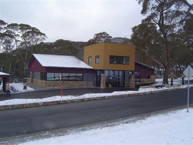 Lake Crackenback Resort, Thredbo 2011