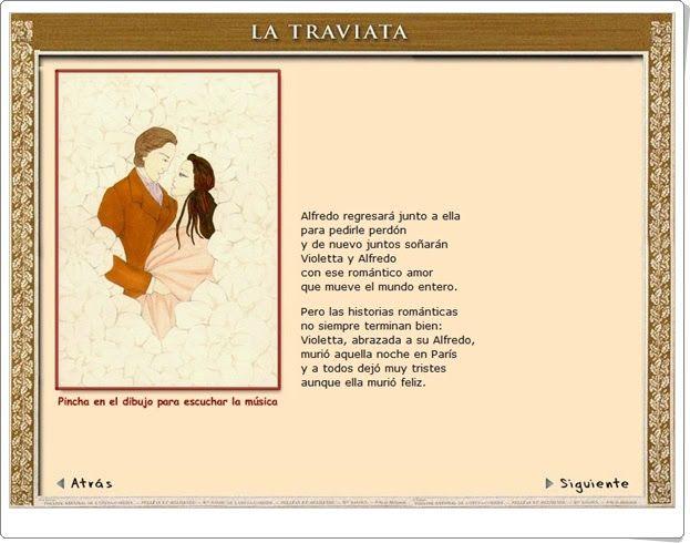 """""""La Traviata"""" (Cuéntame una ópera)"""