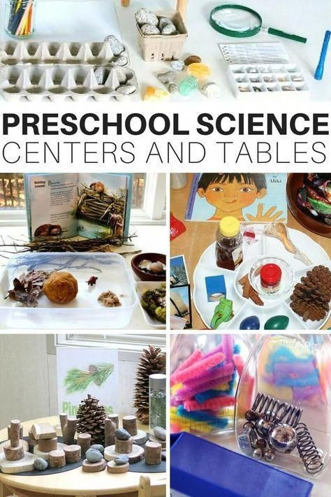 Fun Ways To Set Up Preschool Science Centers for Easy Learning