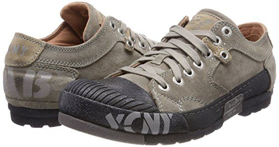 new style 22402 5033a Yellow Cab Men's Mud M Trainers, Grey (Dark Grey), 6.5 UK ...