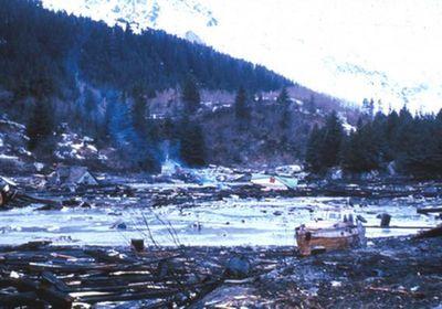 Prince William Sound, Alaska, 1964 - Magnitude 9.2