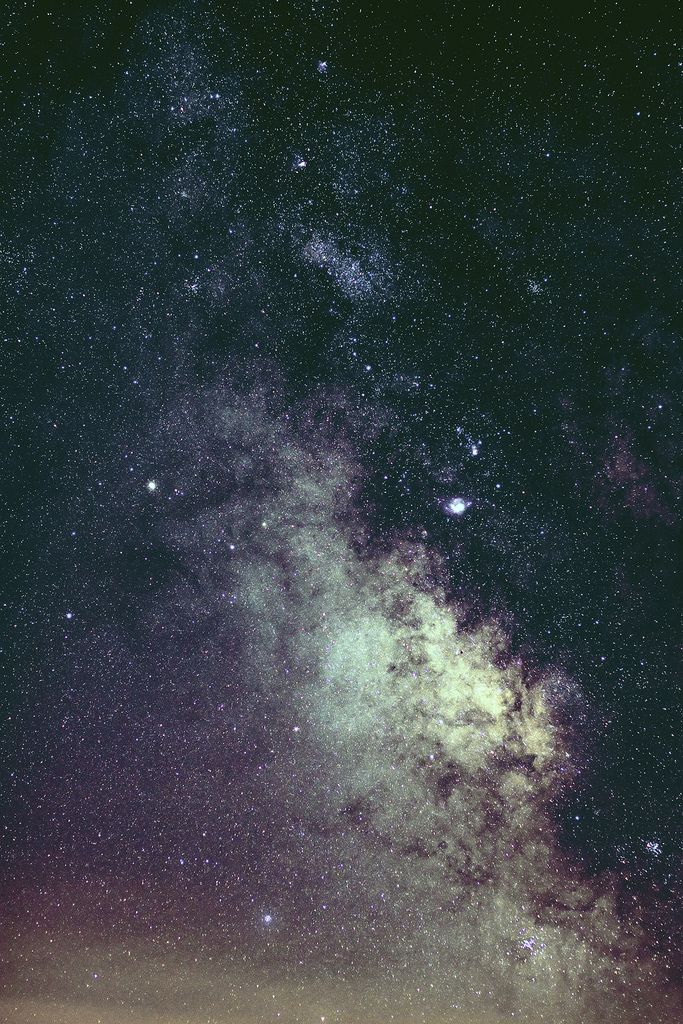 Look At The Stars How They Shine For You NebulasGalaxiesIphone WallpapersIphone