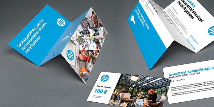 HP Marketing | BPR Creative